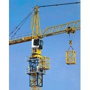 Аренда башенного крана Liebherr 132 EC-H8 фото
