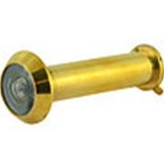 Глазок дверной Nora-M №22ПП/14/180/50-75 золото фото