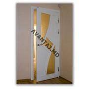 Классическая дверь MDF, арт. 7 фото