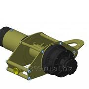 Лебедка электрическая автомобильная подвесная ЭЛАП 4000 фото