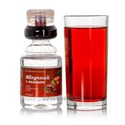 Фруктовый яблочный сок с вишней фото