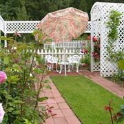 Авторские садовые постройки фото
