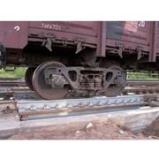 Весы вагонные (потележечного взвешивания) фотография