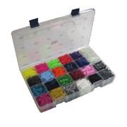 Лигатуры еластические цветные фото