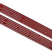 Решетка для пыльцы, узкая 390х40 мм. фото