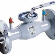 Кран шаровый (нержавеющая сталь) регулировочный Vexve Тип 243 фото