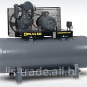 Поршневой компрессор серии RECOM RCI с производительностью до 0,9 м3/мин RCI-5,5-500 фото
