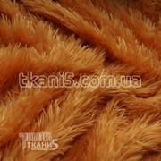 Ткань Мех травка 33 мм ( медовый ) 146 фото
