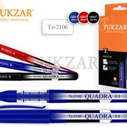 Ручка-роллер красная (TUKZAR) фото