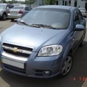 Прокат автомобиля Chevrolet Aveo 3 (Шевроле Авео 3) фото