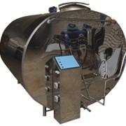 Охладитель молока закрытого типа на 5000 литров фото