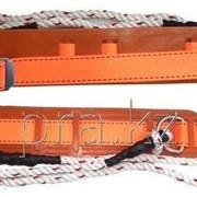 Предохранительный пояс Kemsan CE оранжевый фото