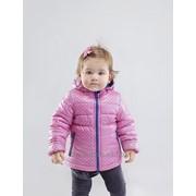 Куртка для девочки П3252 фото