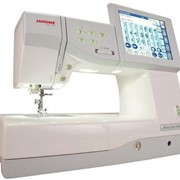 Компьютерные швейные и швейно-вышивальные машины Janome фото