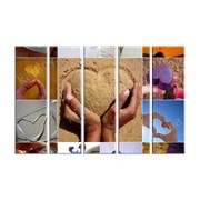 Картина Сердца вокруг нас фото