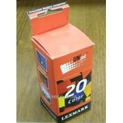 Картридж Ink Lexmark Color №20 15M0120/ 15MX120 Exen F4270 фото