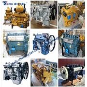Двигатель Weichai WP12D337E10 Мощность: 337 Скорость оборотов:1500 фото