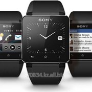 Часы Sony Smart Watch2 фото