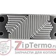 Теплообменник вторичный ГВС Bosch 87167710390 фото