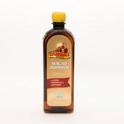 Масло льняное пищевое нераф. Славянка Арина 0,5 л фото