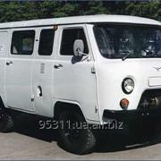 УАЗ АС U-39095-ВП6 фото