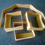 Рамки для сотового меда фото