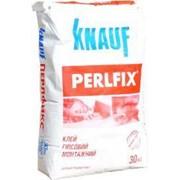 Клей Perlfix Knauf 30кг фото