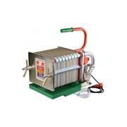 Пресс-фильтр КОЛОМБО 18-20х20 automatico, нерж. сталь, 750 литров/ч, Италия фото
