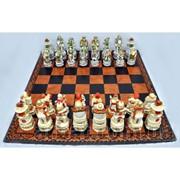 Шахматные фигуры SP3 Италия фото