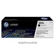 Услуга заправки картриджа HP CE410X 305X черный для лазерных принтеров