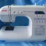 Компьютеризованная швейная машина JANOME DC 50 ( 3050 Decor Computer) фото