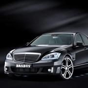Бронеавтомобиль Mercedes-Benz S 600 фото