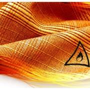Огнезащита тканевых поверхностей фото