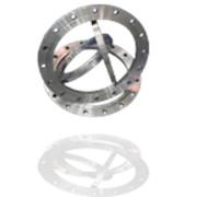 Фланец стальной плоский Ду20 Ру10 ГОСТ 12820-80 фото