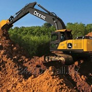 Гусеничный экскаватор John Deere E260 LC фото