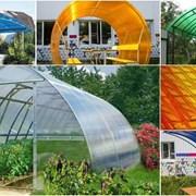 Сотовый поликарбонат от 3 до 10мм Доставка по всей области, Цветной и Прозрачный на складе. Размер 2,1х6м. Арт № 18-01-60 фото