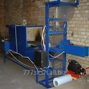 Термотоннель проходной, с автоматическим запаечным узлом. фото