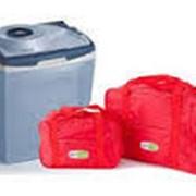 Набор Giostyle: автохолодильник Sport 26 l 11019202 + 2 термосумки Fiesta 11019231 фото