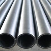 Трубы катанные нержавеющие-никельсод.:12Х18Н10Т 140x20 фото