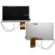 """Матрица (экран) 7.0"""" TG700F22 для планшета RITMIX RMD750, Texet TM-7025, RoverPad 3W T71D фото"""