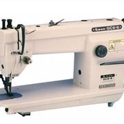 Швейные машины промышленные Промышленная одноигольная беспосадочная швейная машина TYPICAL GC6-6 (капельная смазка) фото