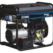 Дизель-генераторы SDMO 3-15 кВт фото