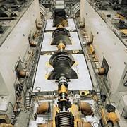 Установка турбин, генераторов фото
