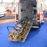 Санитарные перевозки лежачих больных фото