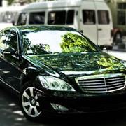 Mercedes Benz S350L W221 фото