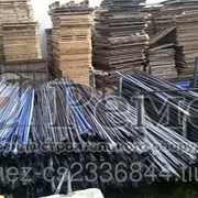 Аренда строительных лесов 44 м фото