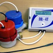 Установка электронных измерителей расхода воды фото