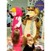 Маша и медведь на твоем праздники! Найди свой день вместе с нами! фото