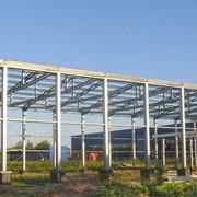 Строение каркасное из металлоконструкций сельскохозяйственного назначения фото