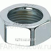 Гайка 3/4 для одно- или двутрубных угловых узлов LadyFAR, серебро, артикул FL 0367 фото